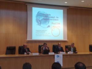 Presentación de la Jornada ProCOM Aragón 2008