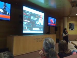 Presentación Aragón Radio 2 el 12-06-2008