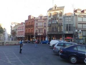 Plaza de La Bañeza