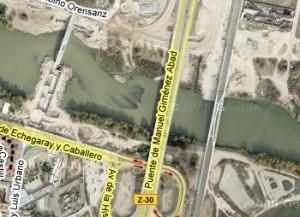 Google Maps - Puente Giménez Abad