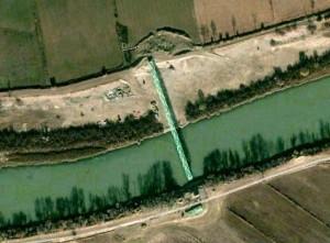 Google Maps - Pasarela del Bimilenario