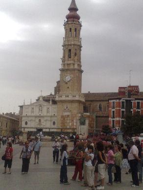 Catedral de La Seo de Zaragoza