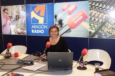 Ana Segura de Aragón Radio