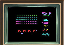 Commodore 64 - Verdaderos marcianos
